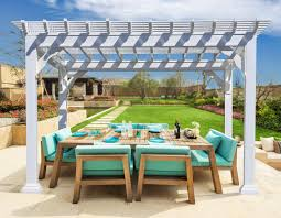 Pergola Rafter End Designs by Vinyl Pergolas Lykens Valley Gazebos And Outdoor Living Products