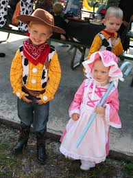 jessie and woody halloween costumes florida outcasts homemade halloween fun