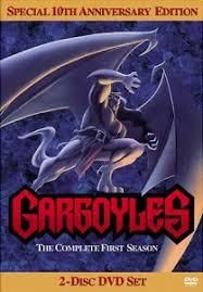 Seeking Season 1 Dvd Release Gargoyles The Complete Season Dvd Review