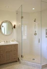 Bathroom With Corner Shower Small Bathroom Corner Shower Tile Shower Designs Small Bathroom
