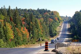 does thanksgiving always fall on a thursday fall colour report algonquin provincial park the friends of
