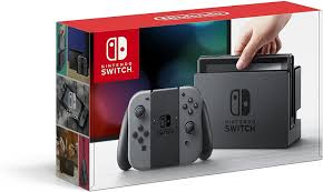 amazon black friday slickdeals prime members nintendo switch with gray joy con slickdeals net