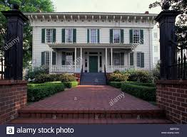 first white house of the confederacy executive residence of