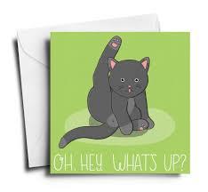 meowingtons greeting cards