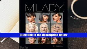 download spanish translated milady standard cosmetology milady