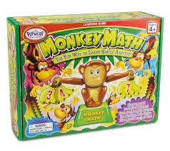 amazon com monkey math toys u0026 games