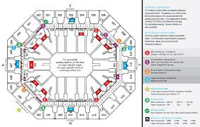 Golden Girls Floor Plan Accessibility Ada Information Talking Stick Resort Arena