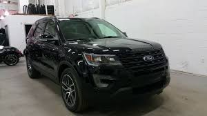 review ford explorer sport 2017 ford explorer sport w 20 sport wheels active grill