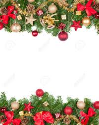 christmas frame with free space for text stock photo picture and