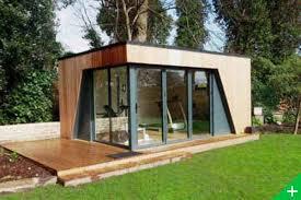 bureau de jardin en kit bureau de jardin ou salle de sport en ossature bois