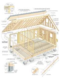 wood cabin plans cabin plans shed plan log homes floor best home house with open