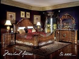 Bedroom Set Handles Cavallino Queen Mansion Bed Bedroom Sets Master Set Ashley Living