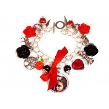 themed charm bracelet twilight saga themed charm bracelet