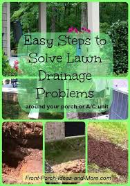 Drainage Ideas For Backyard 175 Best Garden Drainage Images On Pinterest Drainage