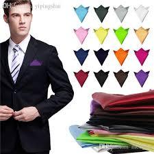 gentleman 39 s wholesale fashion chic men s formal suits plain solid satin pocket