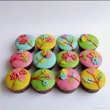80 best spring cupcakes and cookies images on pinterest spring