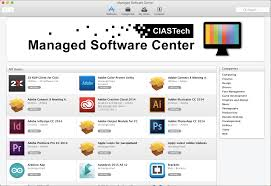 managed software center inside ciasinside cias