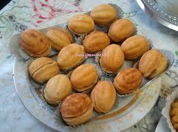 cuisine djouza el djouza petits gâteaux à la forme de noix la cuisine d oum