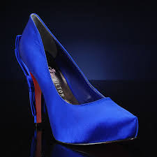 Wedding Shoes Blue Blue Wedding Shoes The Fashionbrides