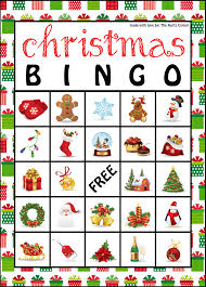 printable christmas bingo cards pictures the kurtz corner free printable christmas bingo cards winter x