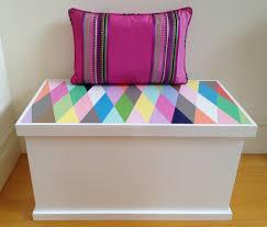 Toy Box Ideas Toy Box Harlequin Design Toy Storage Toy Chest Toybox