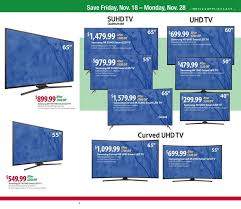 60 tv black friday bj u0027s black friday ad and bj u0027s wholesale club black friday deals