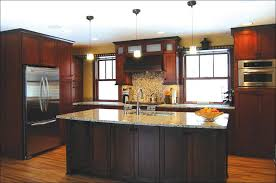 Modern Glass Kitchen Cabinets Kitchen Outstanding Cabinets Hickory With Glass Doors Lowes
