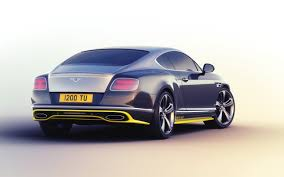 bentley cars 2016 2016 breitling bentley continental gt back view wallpaper car