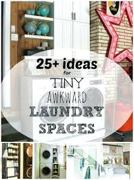 laundry room ideas small small laundry solutions ideas for your tiny