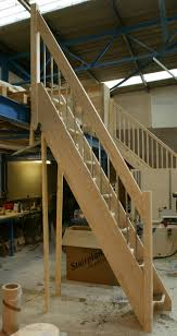 staircase to loft room