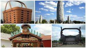 ohio roadside attractions 12 of the oddest stops in the buckeye