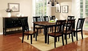 Cherry Wood Dining Room Set 7 Pc Dover Collection