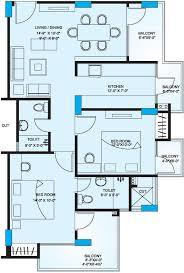upasna rosewood apartments in panchyawala jaipur price 7 20