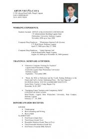 Admin Job Resume Sample Resume Examples For Any Job How To Write A Resume Without Any Job