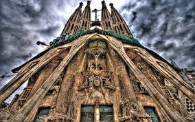 architecture gaudi hd wallpaper vitraux savin u0027it