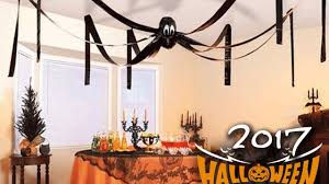 2017 halloween party ideas decorations youtube