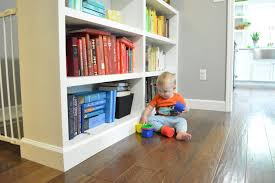 Toy Bookcase Family Friendly Design Toddler Toy Storage Tips Loving Here