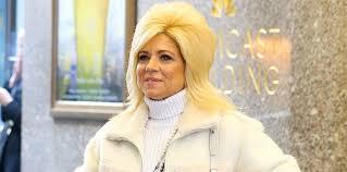 what hair spray does teresa caputo use theresa caputo admits spirit left her constantly afraid