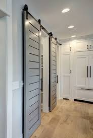 price is for both doors all sliding barn doors are custom made to