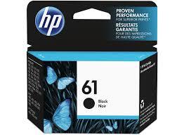 resetter printer hp deskjet 1000 j110 series hp 61 black original ink cartridge ch561wn hp store canada