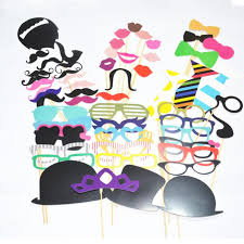 photo booth props for sale 2014 hot sale 58pcs photo booth props hat mustache on a