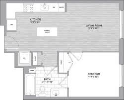 the quinn floor plan 1515 n queen st arlington va 22209 realtor com