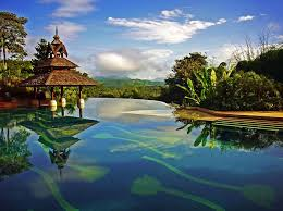 the 10 coolest hotel infinity pools in the world blazepress bali