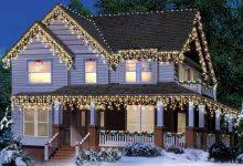 clear lights with green cord decor inspirations