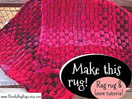 How To Make My Own Rug Best 25 How To Make A Rug Diy Ideas On Pinterest Rag Rug Diy