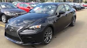 lexus is 350 coupe new black on red 2015 lexus is 350 awd f sport series 2 review