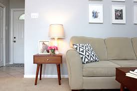 Decorating End Tables Living Room How To Decorate An End Table Coulter