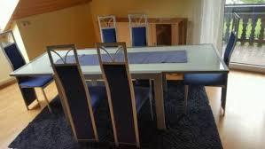 essgruppe küche esstisch essgruppe küche tisch inkl 6 stühle top erhalten in