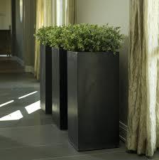 tall rectangular planter root and stock calistoga tall rectangle