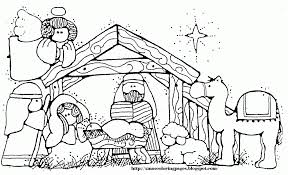 100 mary and joseph travel to bethlehem coloring pages